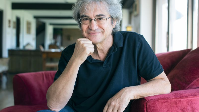 Carlo Rovelli c Christopher Wahl