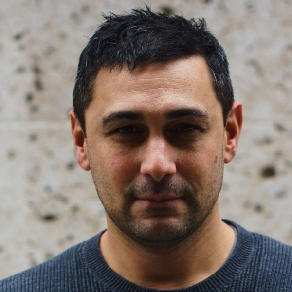 Adam Rutherford by Stefan Jakubowski