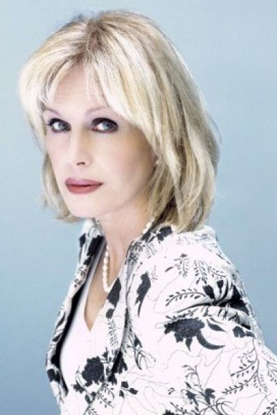 Joanna Lumley 5x15 speaker featured