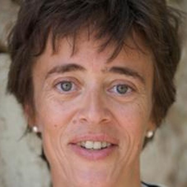 Frances Stonor Saunders bio template