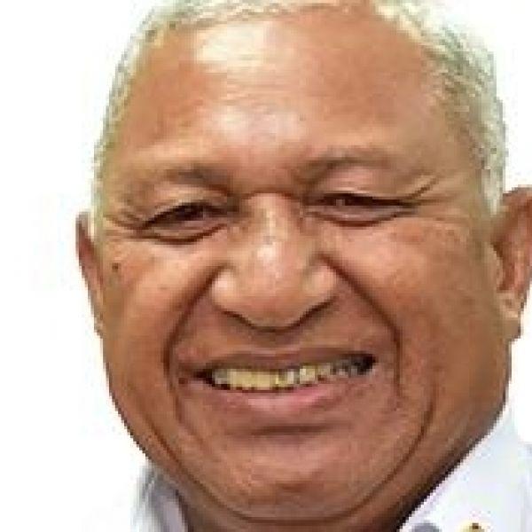 Frank Bainimarama BIO